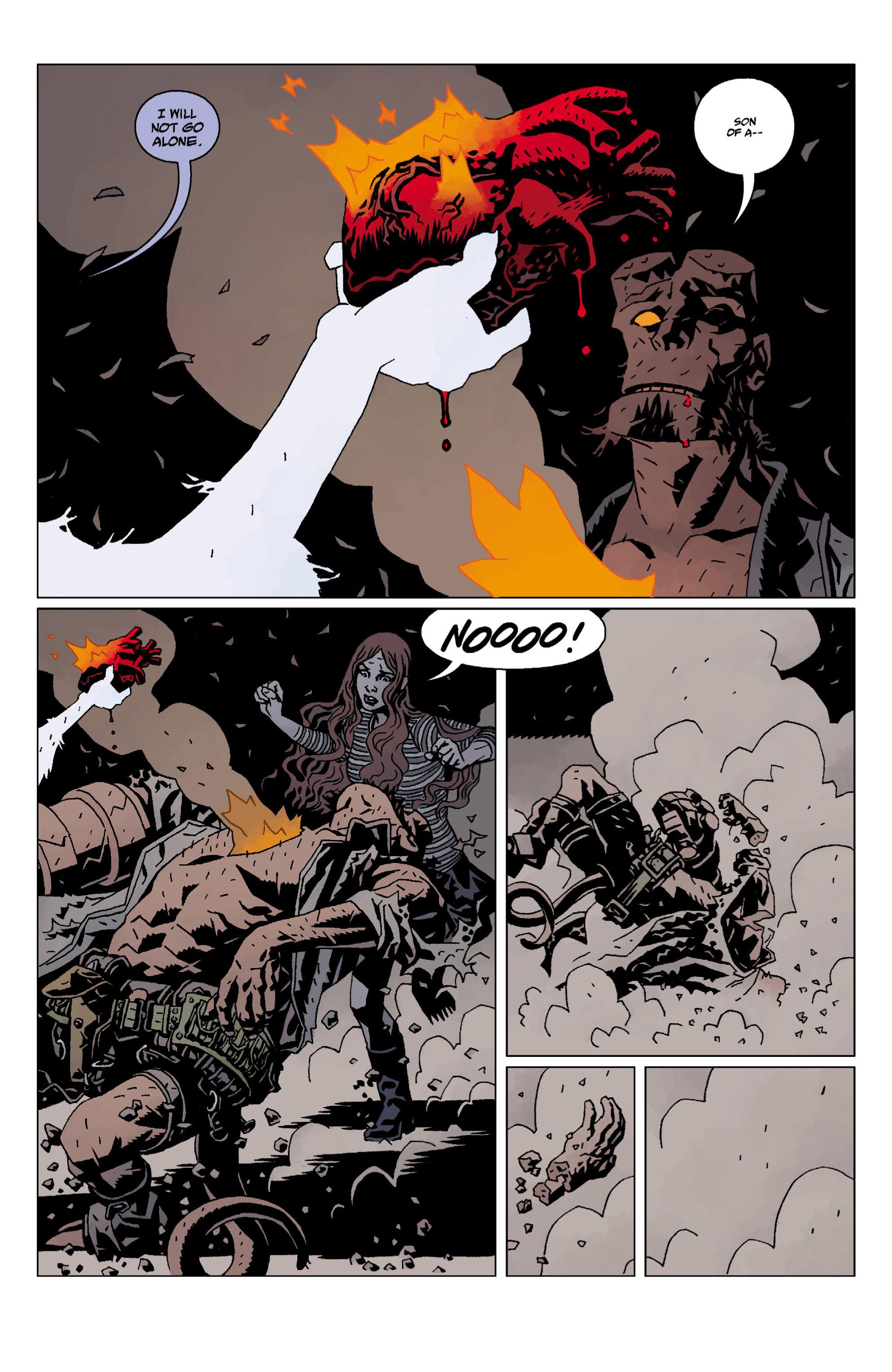 Hellboy chap 12 pic 157