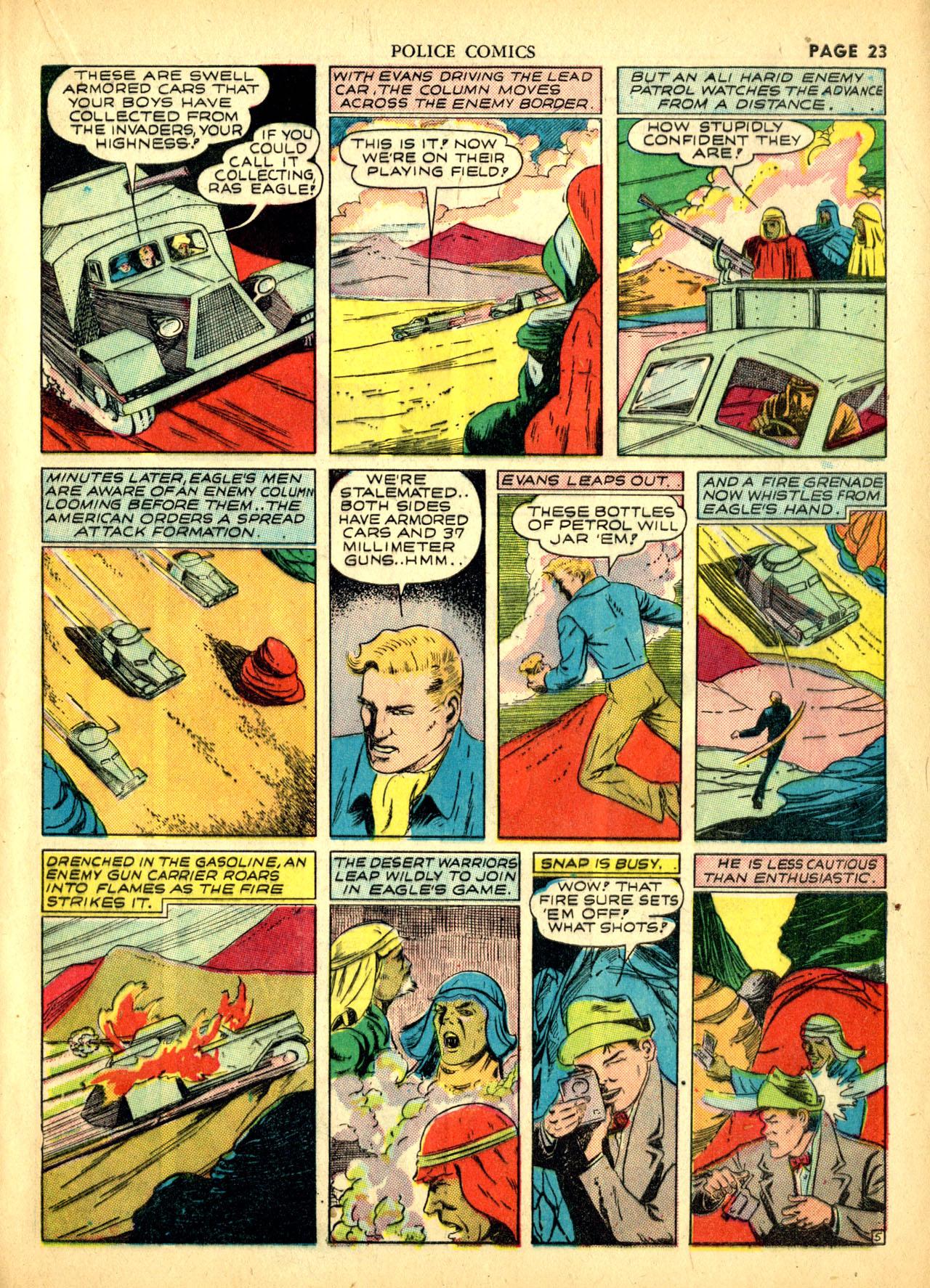 Police Comics #1 #127 - English 26