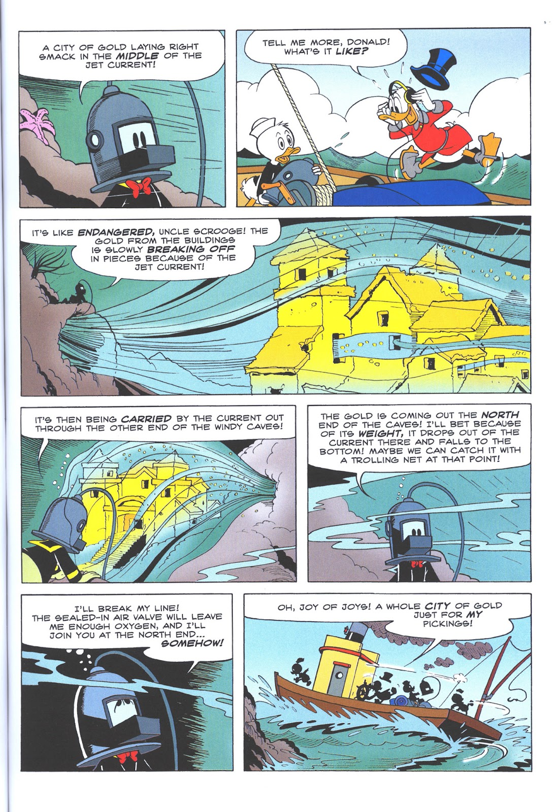 Uncle Scrooge (1953) Issue #369 #369 - English 39