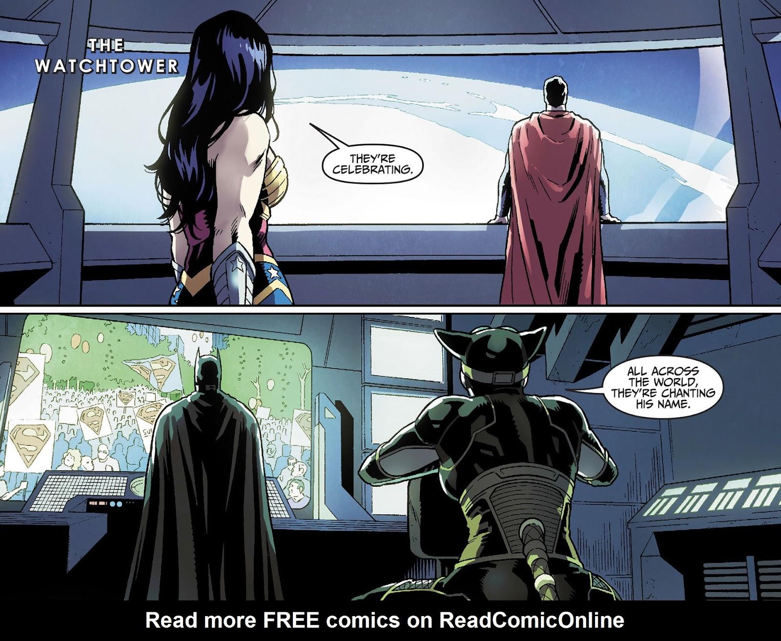 Injustice: Gods Among Us [I] Issue #25 #26 - English 3