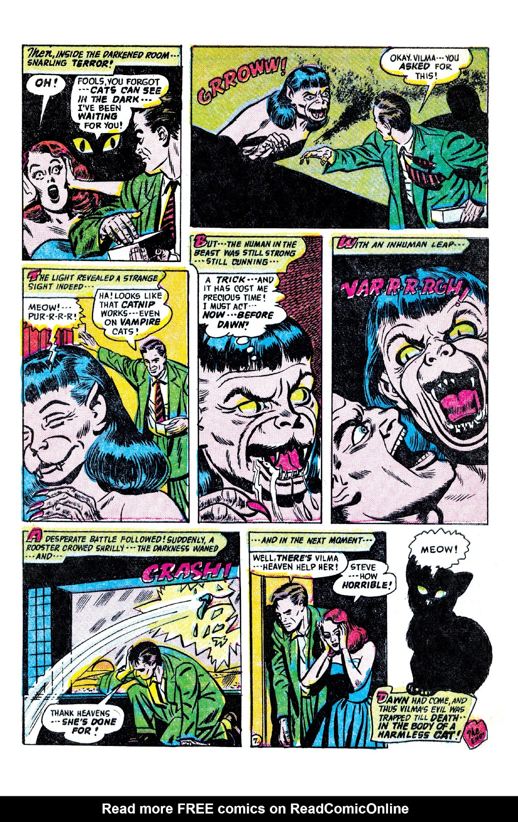 Haunted Horror Issue #19 #19 - English 33
