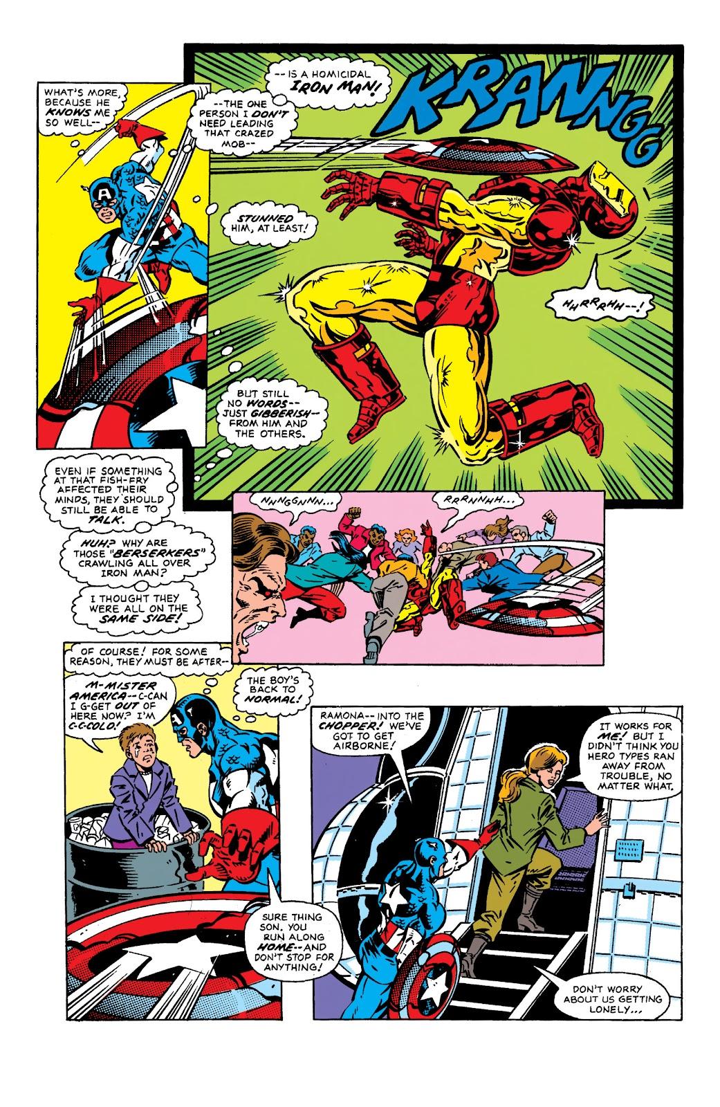 Captain America (1968) _Annual 9 #9 - English 15