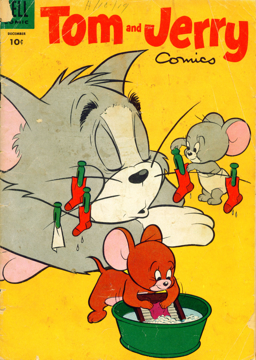 tom comics Tom thumb is the name of two fictional characters appearing in american comic books published by marvel comics publication history the earth-712 tom.