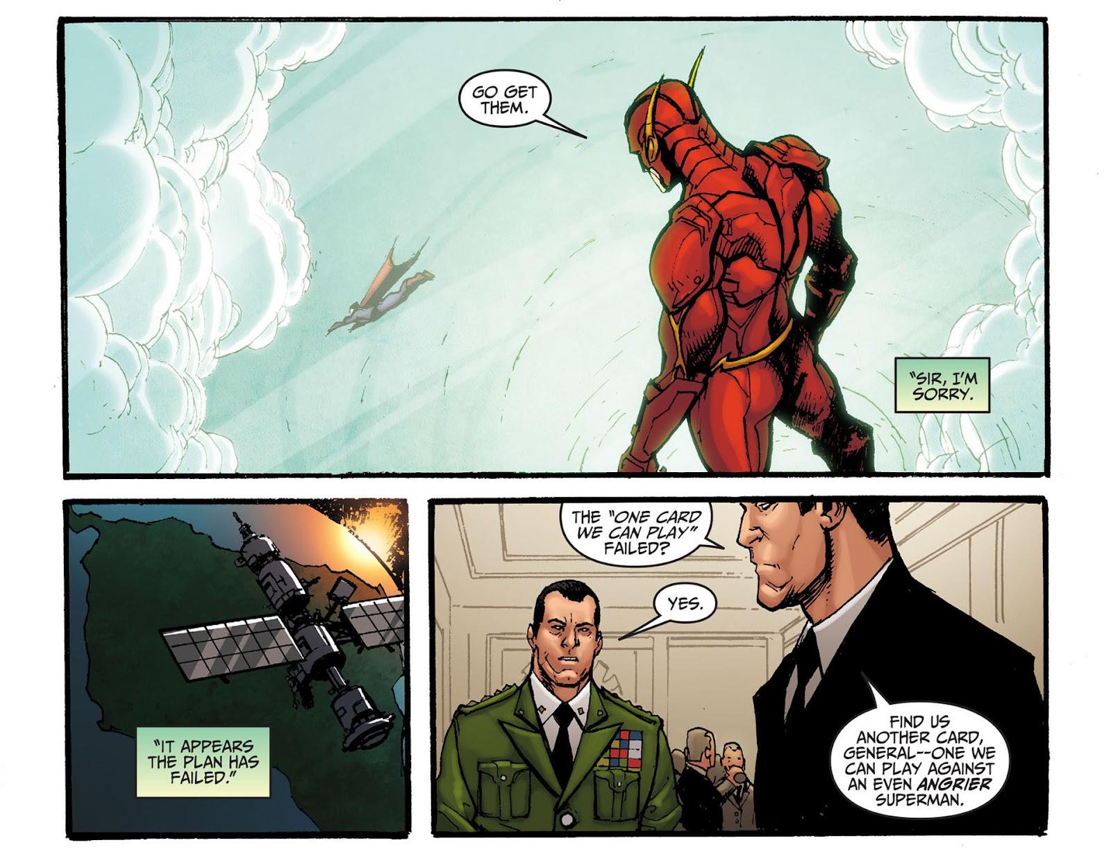 Injustice: Gods Among Us [I] Issue #8 #9 - English 17