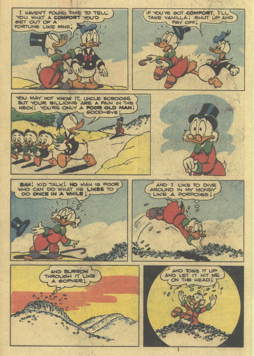 Uncle Scrooge (1953) Issue #195 #195 - English 34
