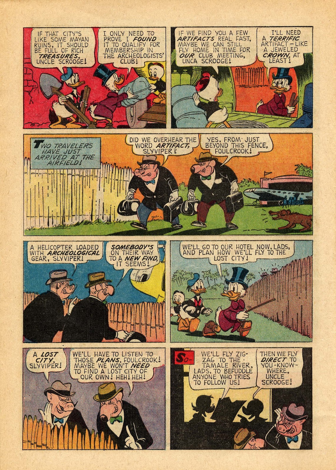 Uncle Scrooge (1953) Issue #44 #44 - English 8
