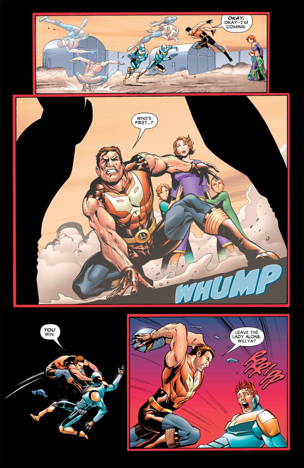 Legion of Super-Heroes (2010) Issue #5 #6 - English 13