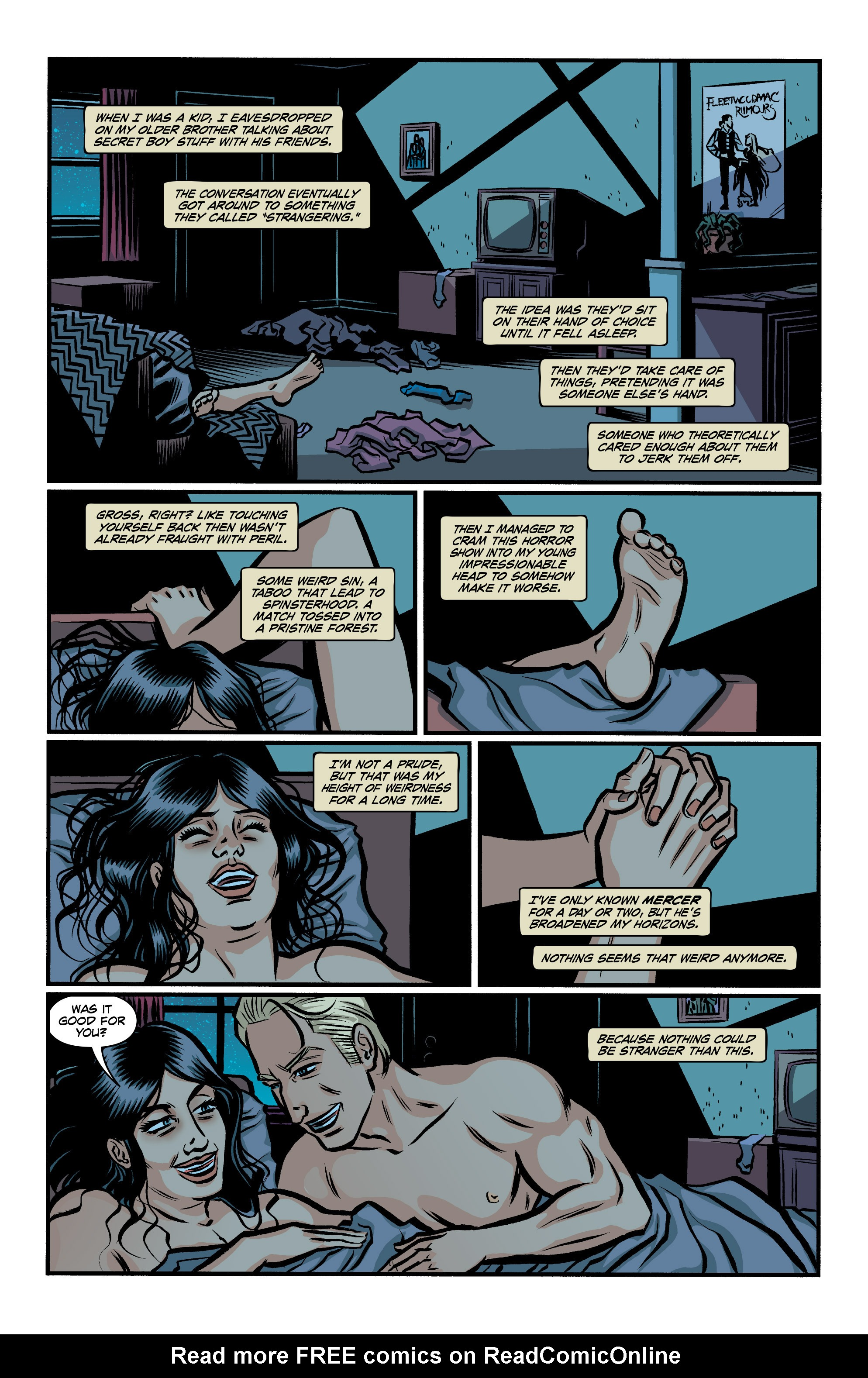 Read online Heartthrob (2016) comic -  Issue #2 - 3