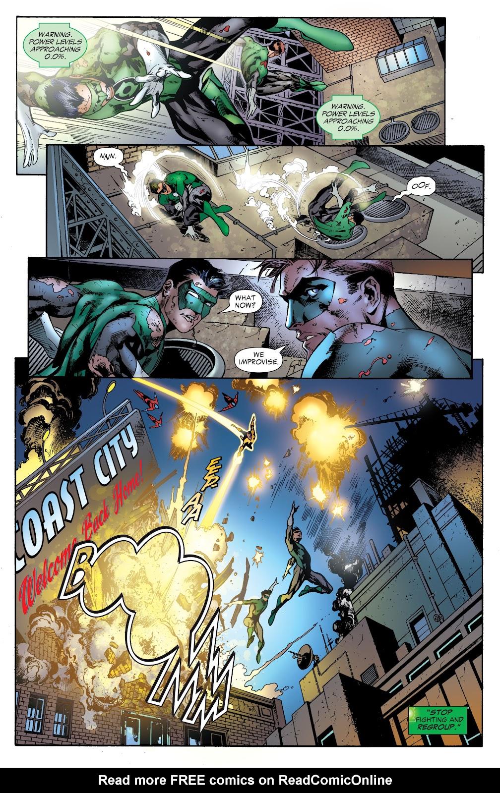 Green Lantern: The Sinestro Corps War Full #1 - English 267