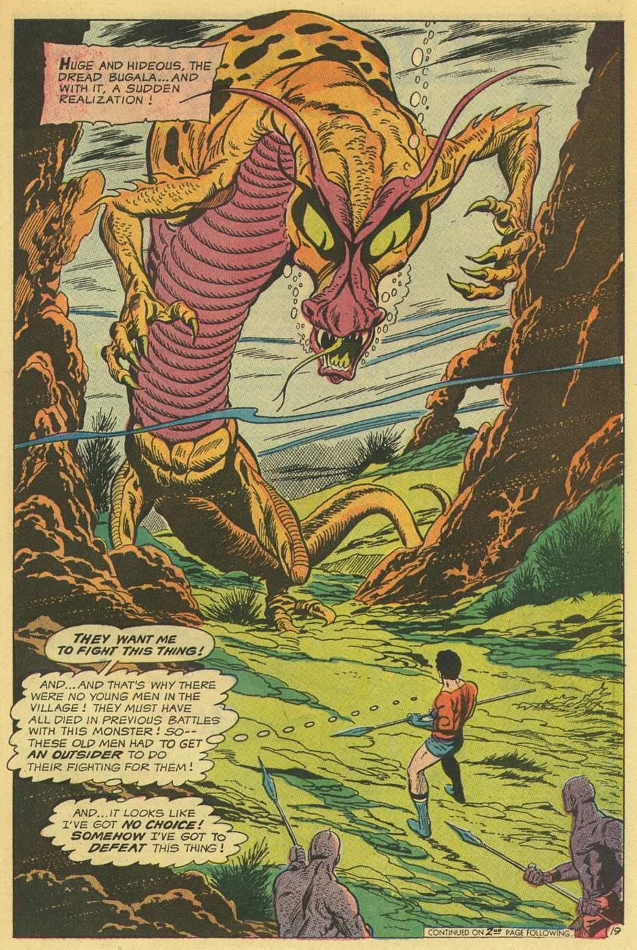 Aquaman (1962) Issue #44 #44 - English 27