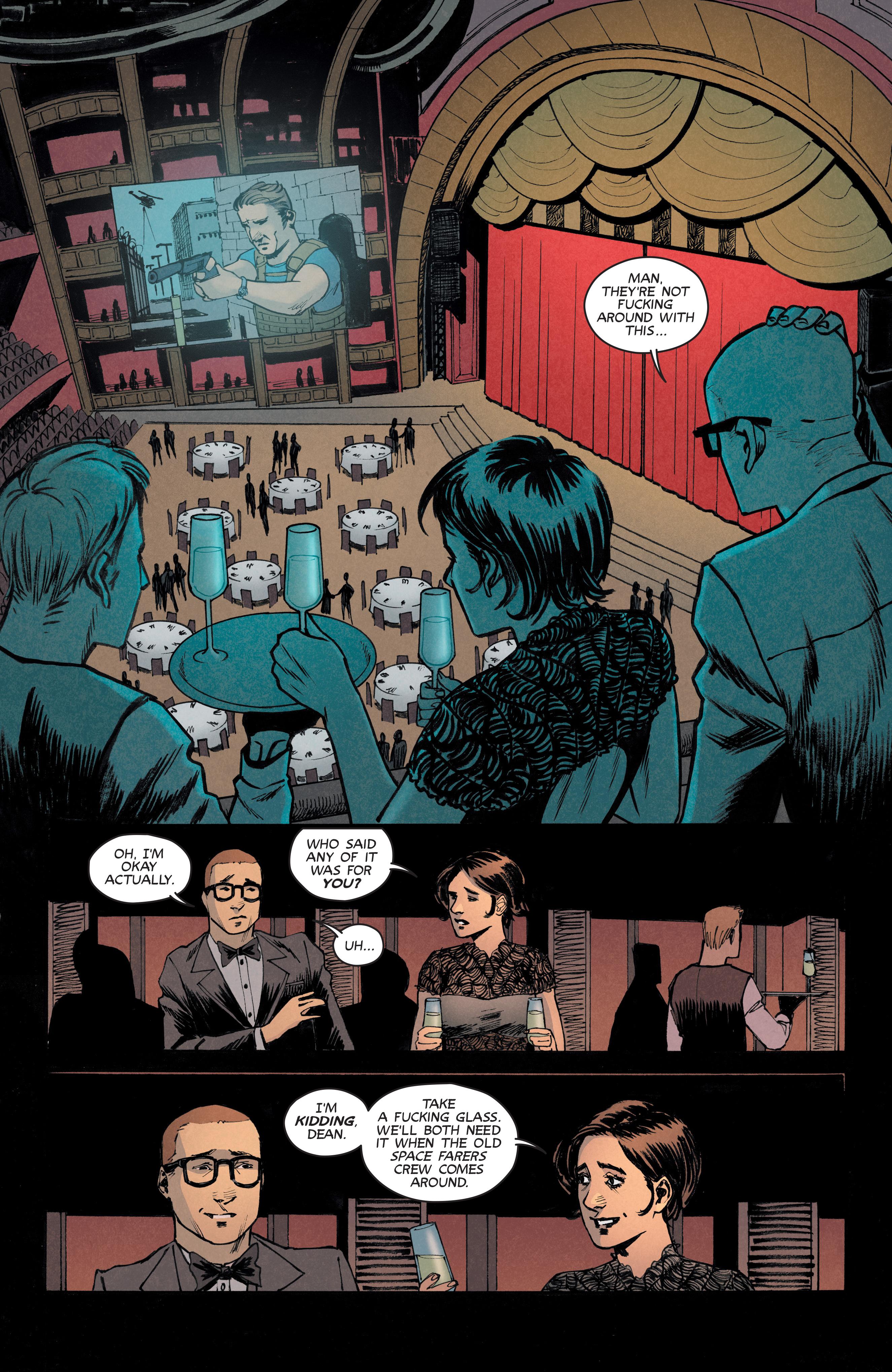 Read online Glitterbomb comic -  Issue #4 - 10