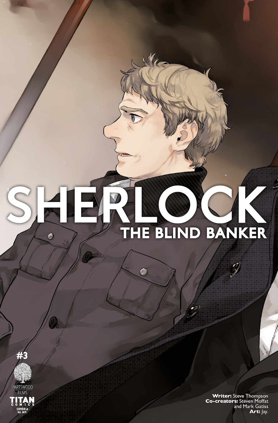 Sherlock: The Blind Banker Issue #3 #3 - English 2