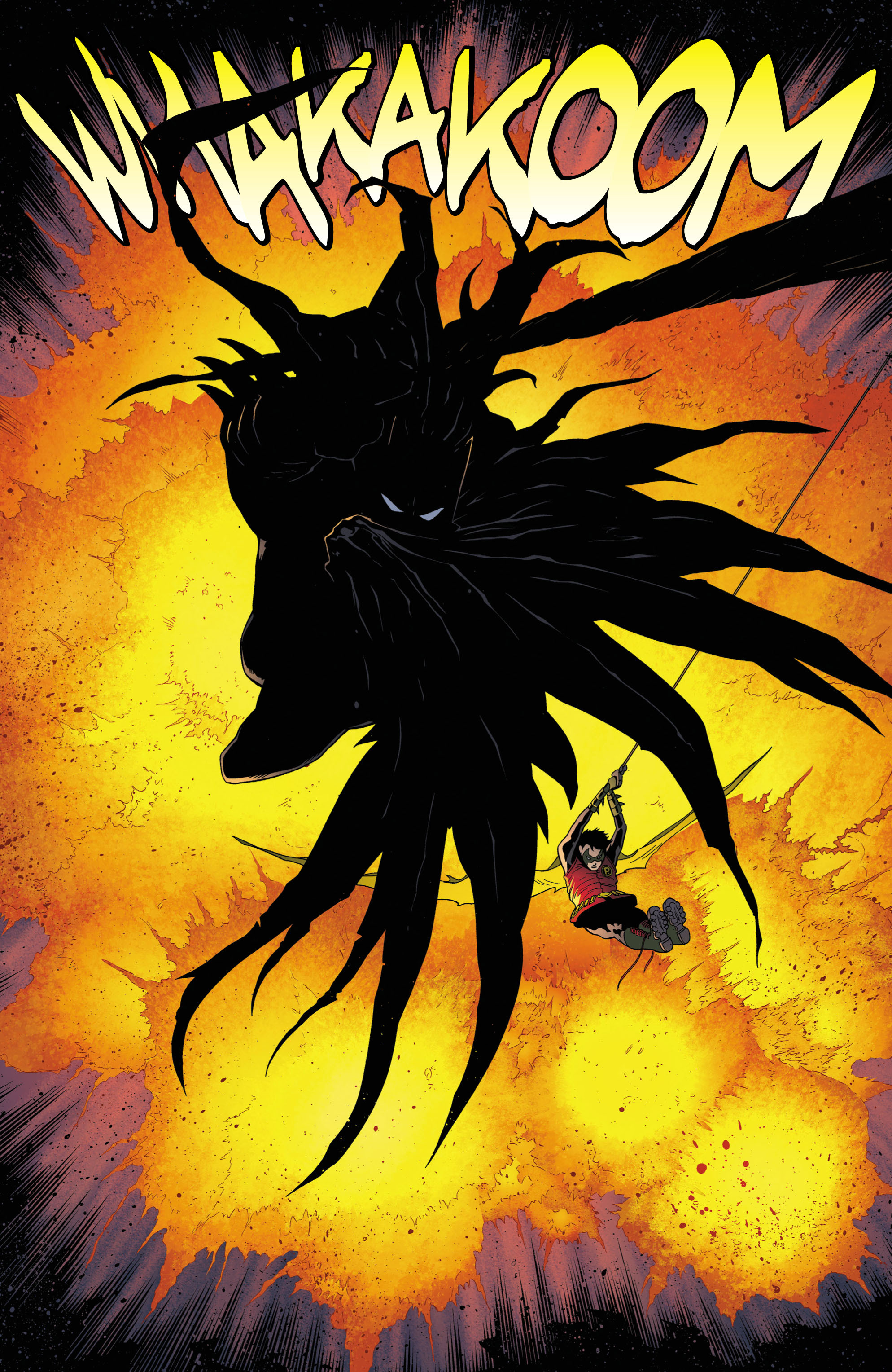 Batman and Robin (2011) chap 1 pic 79