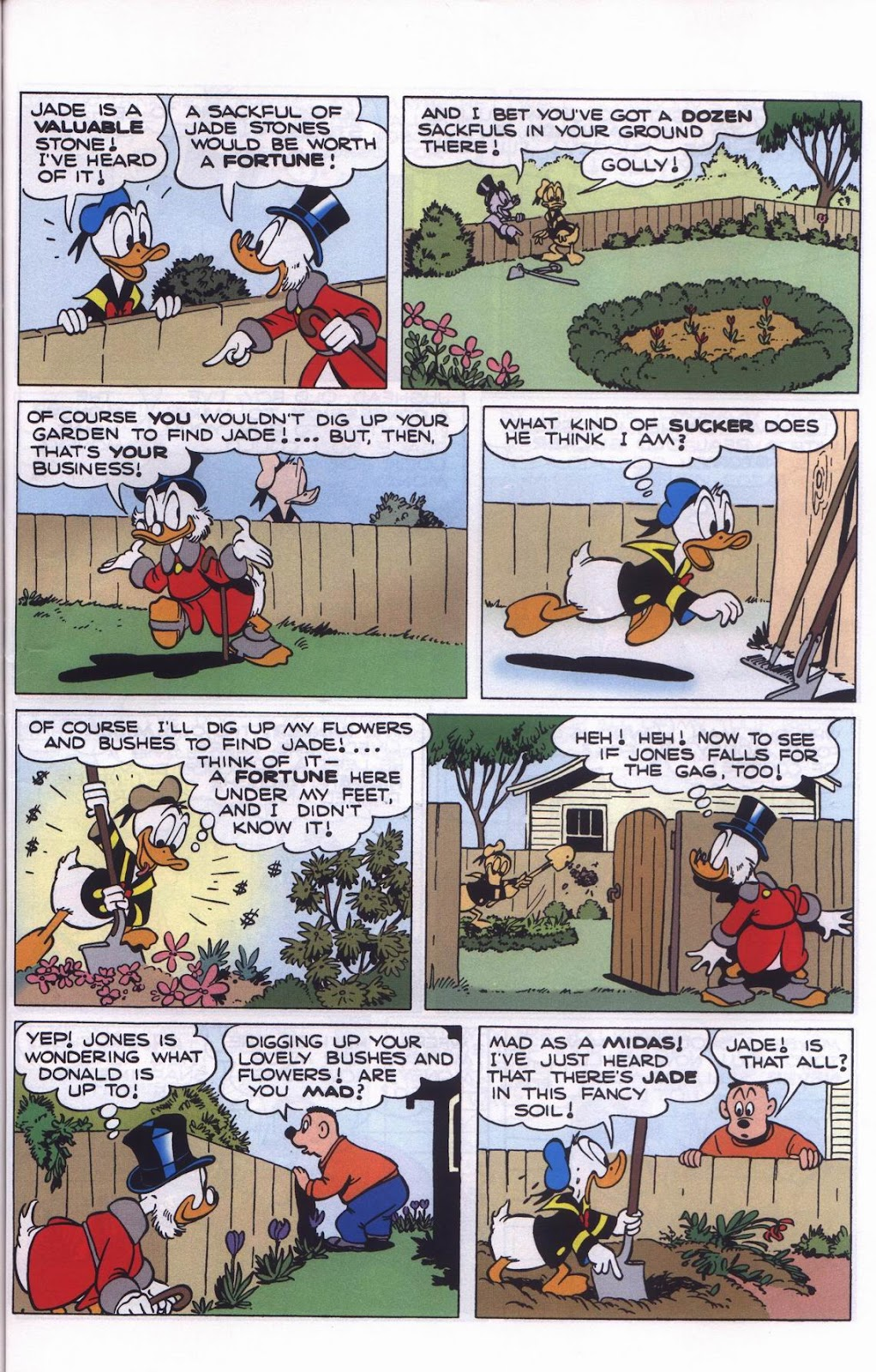 Uncle Scrooge (1953) Issue #311 #311 - English 57