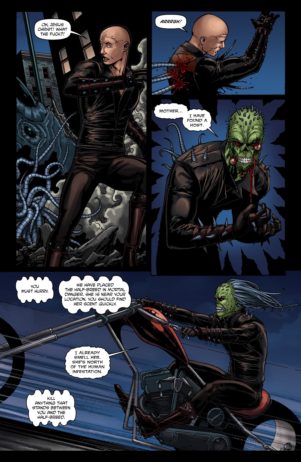 Webwitch (2015) Issue #3 #3 - English 6