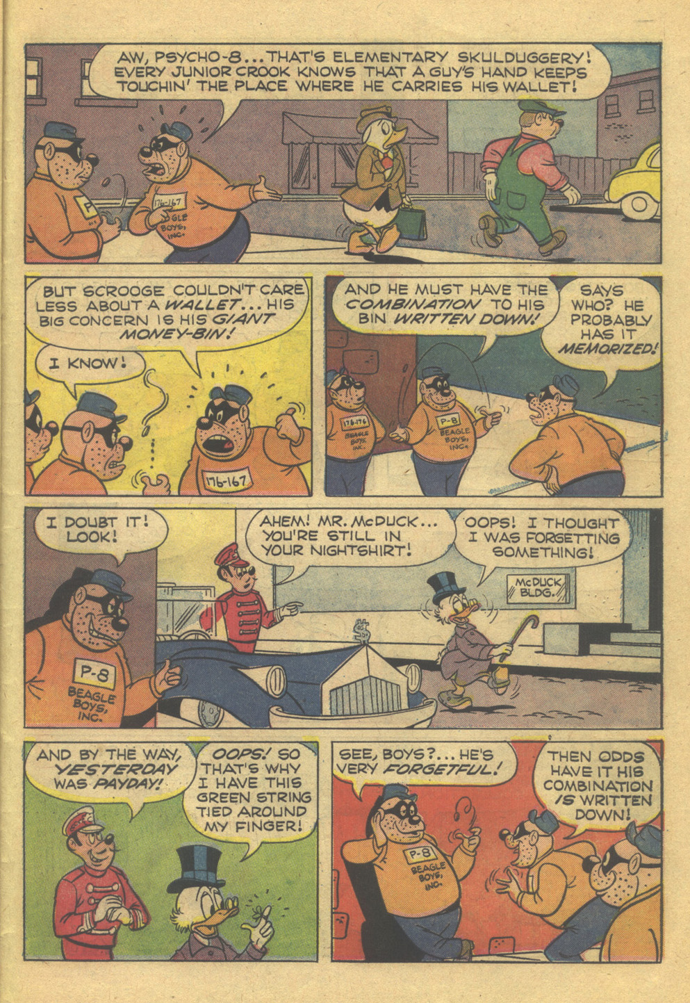 Uncle Scrooge (1953) Issue #77 #77 - English 21
