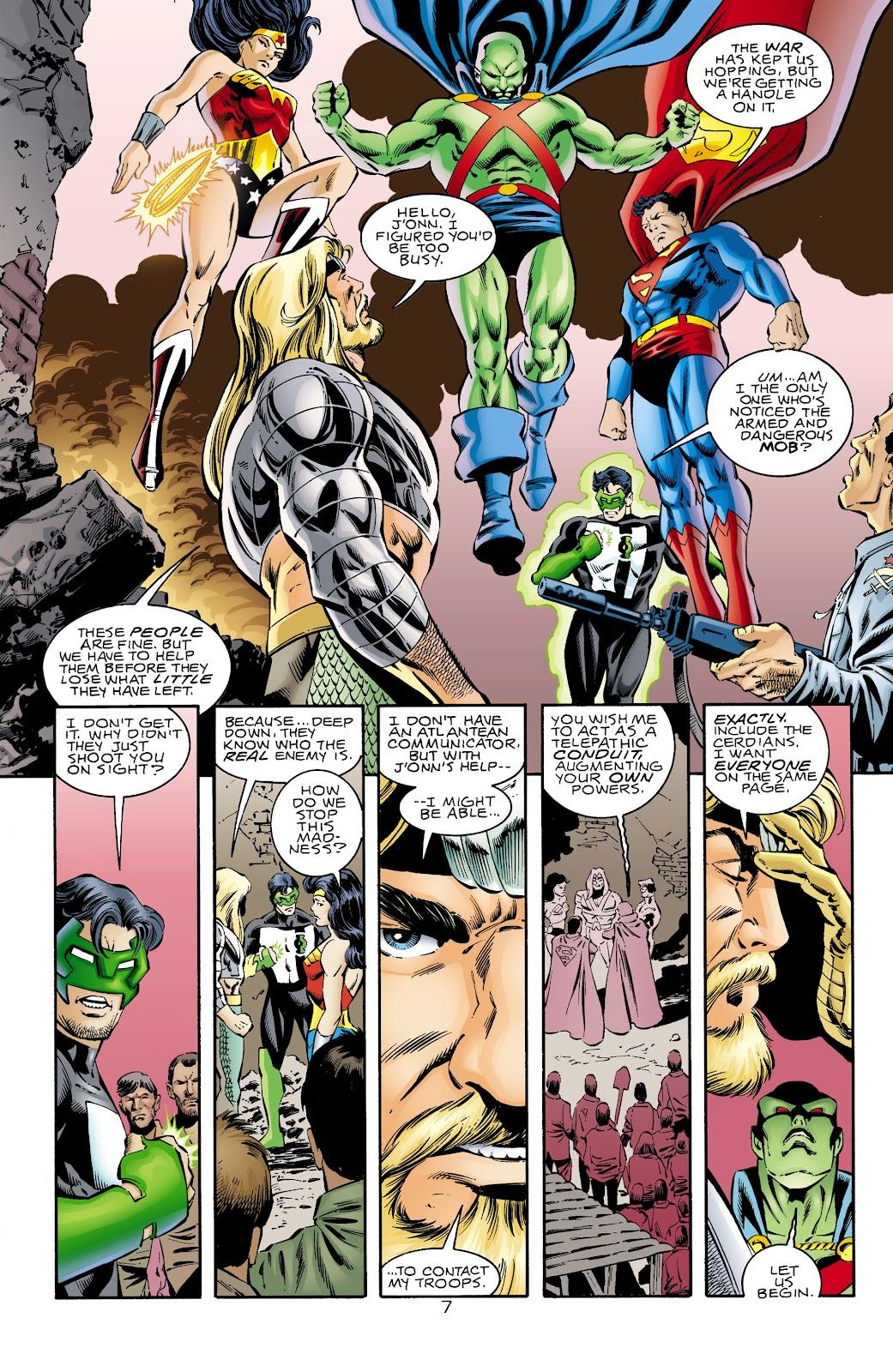 Aquaman (1994) Issue #68 #74 - English 8