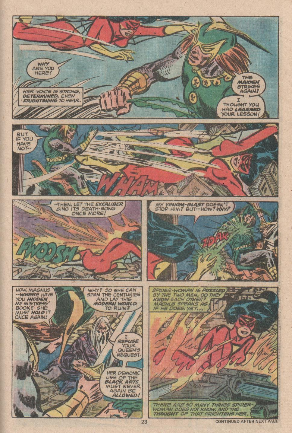 Spider-Woman (1978) #2 #49 - English 15