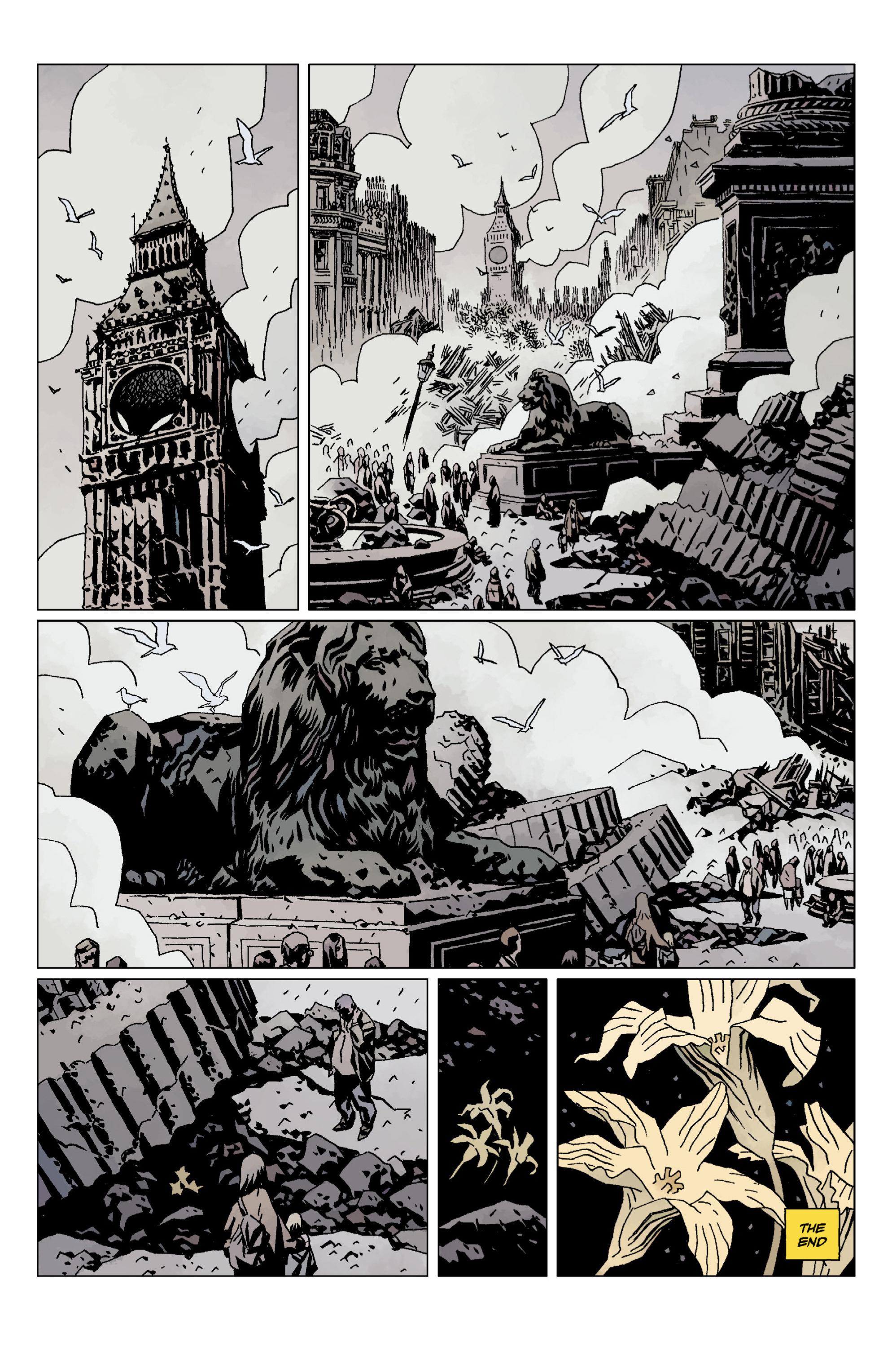 Hellboy chap 12 pic 165