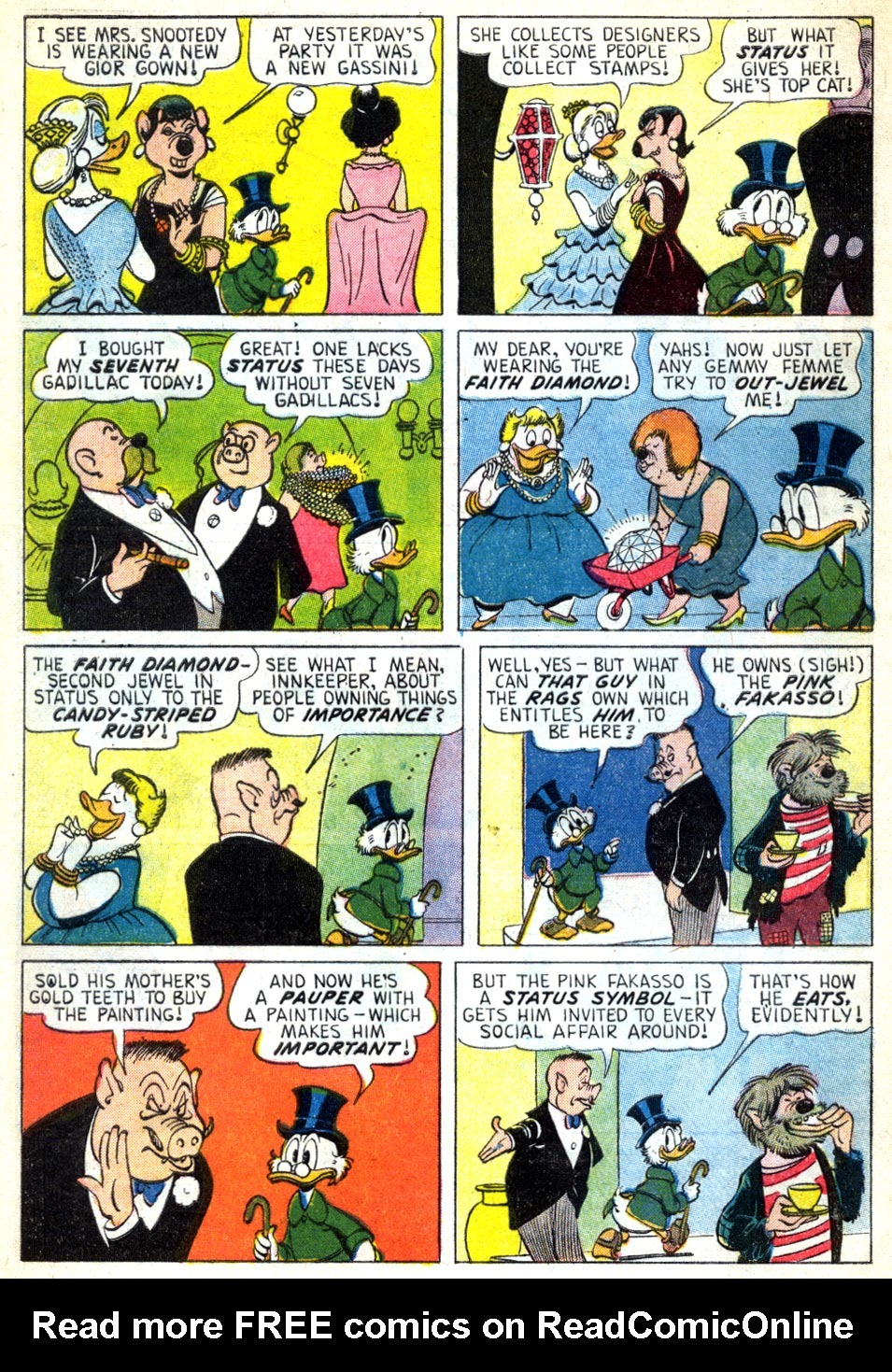 Uncle Scrooge (1953) Issue #41 #41 - English 4