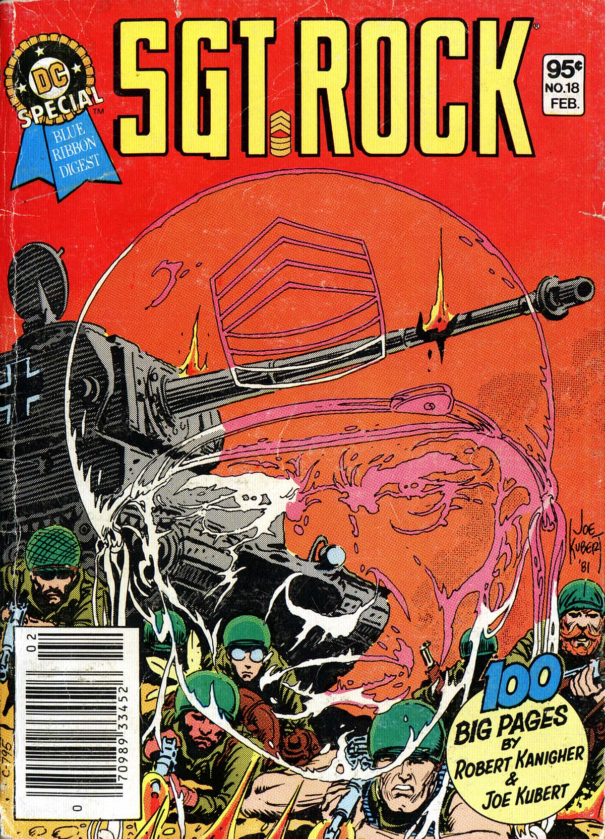 DC Special Blue Ribbon Digest 18 Page 1
