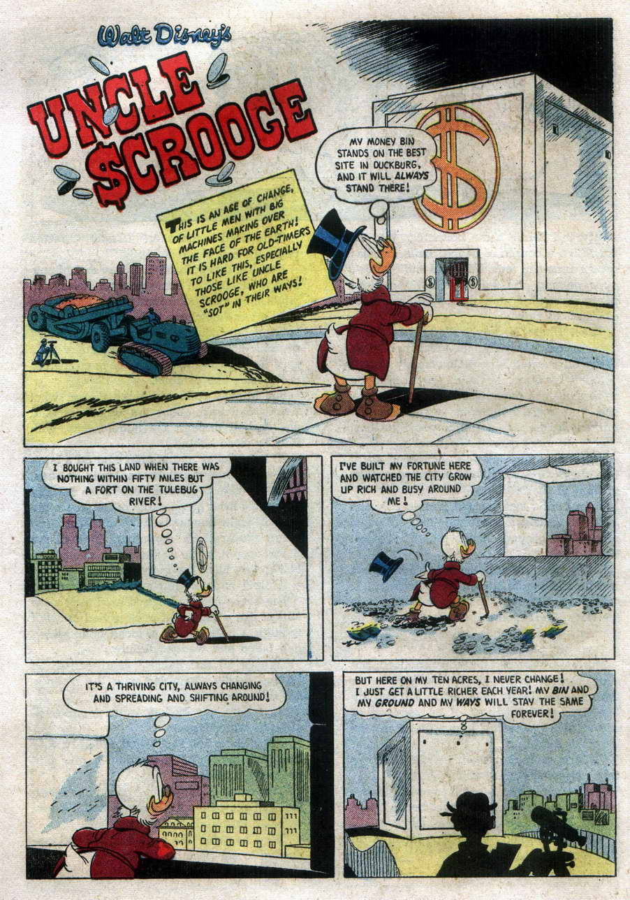 Uncle Scrooge (1953) Issue #15 #15 - English 28