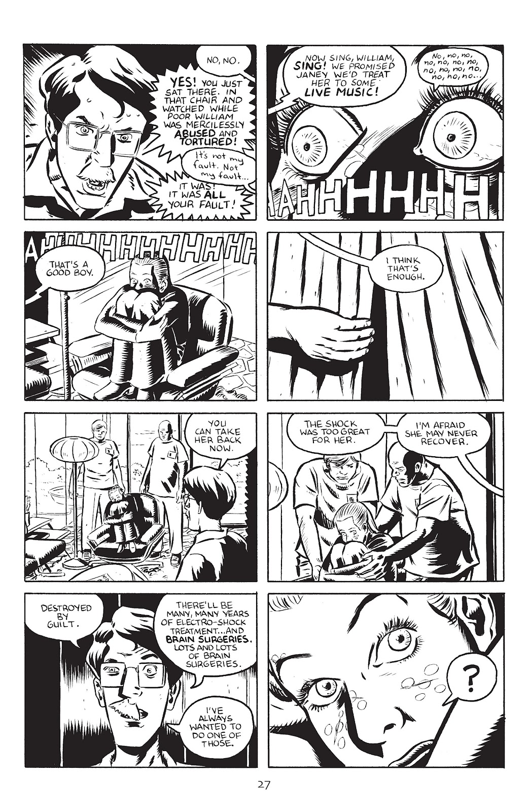 Stray Bullets Issue #26 #26 - English 29