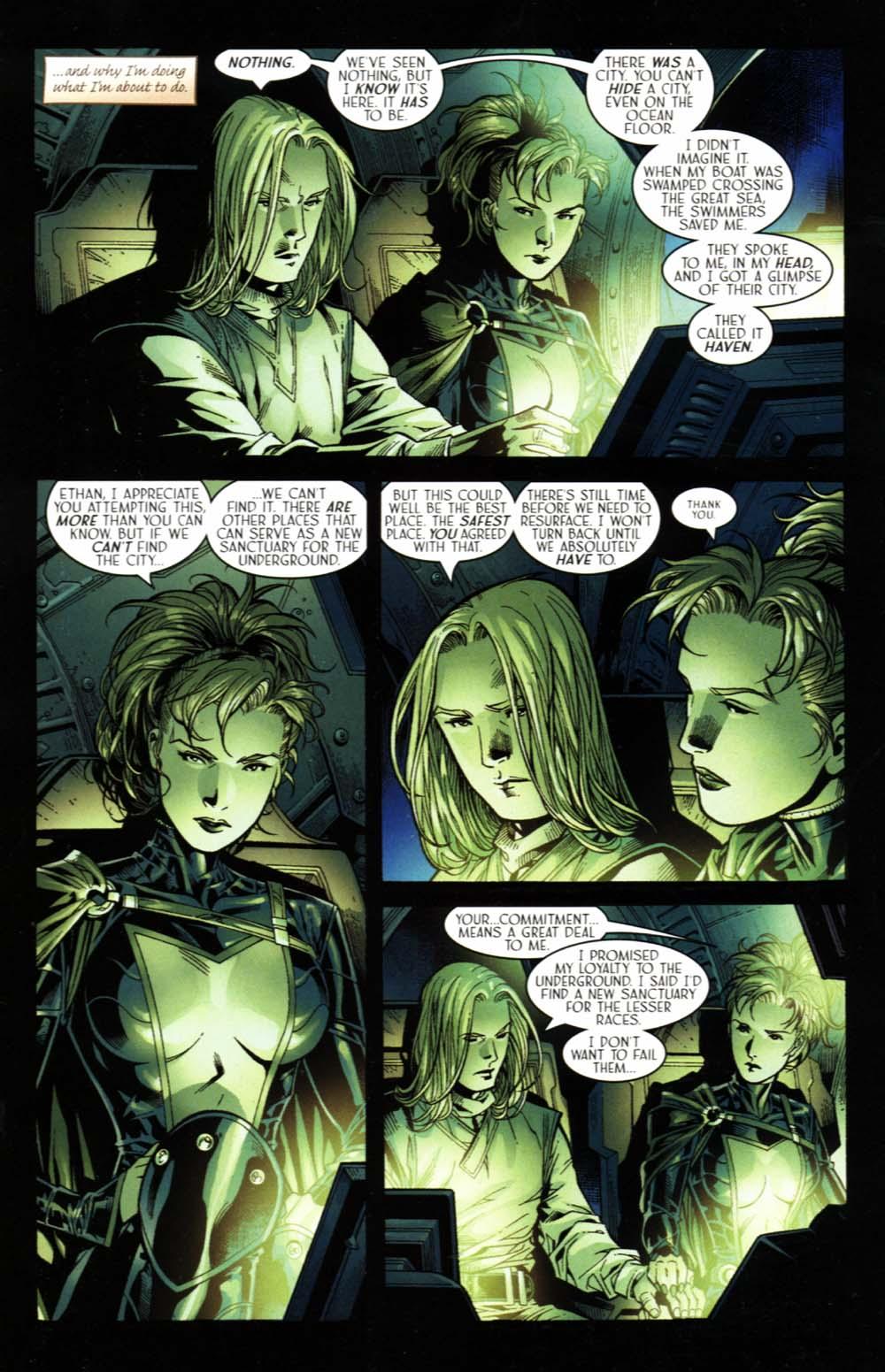 Read online Scion comic -  Issue #20 - 13