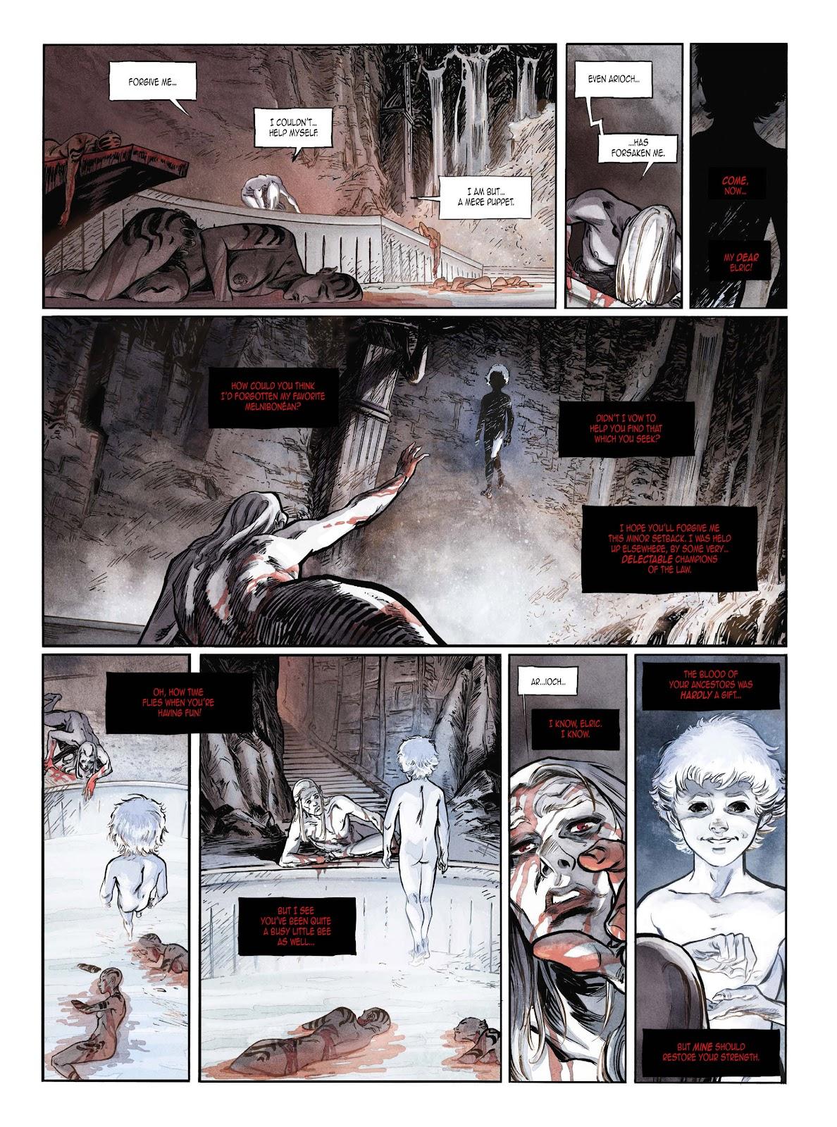 Elric (2014) TPB 2 #2 - English 15