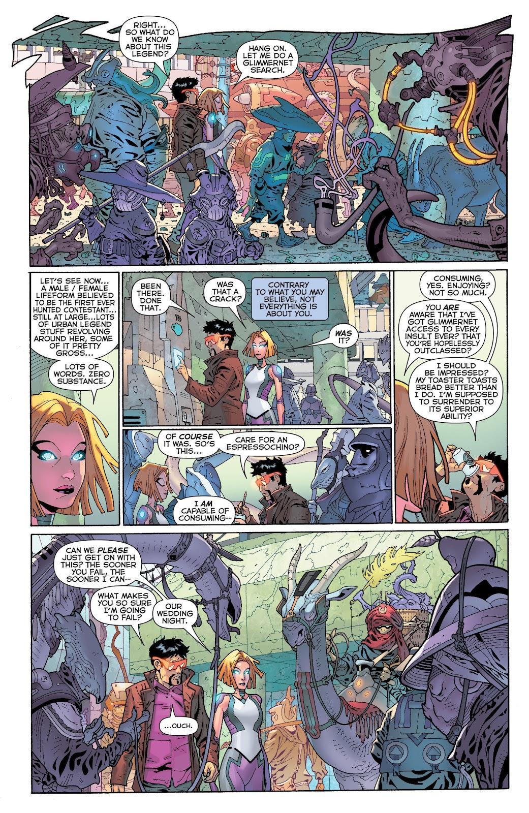 Threshold (2013) Issue #7 #7 - English 25