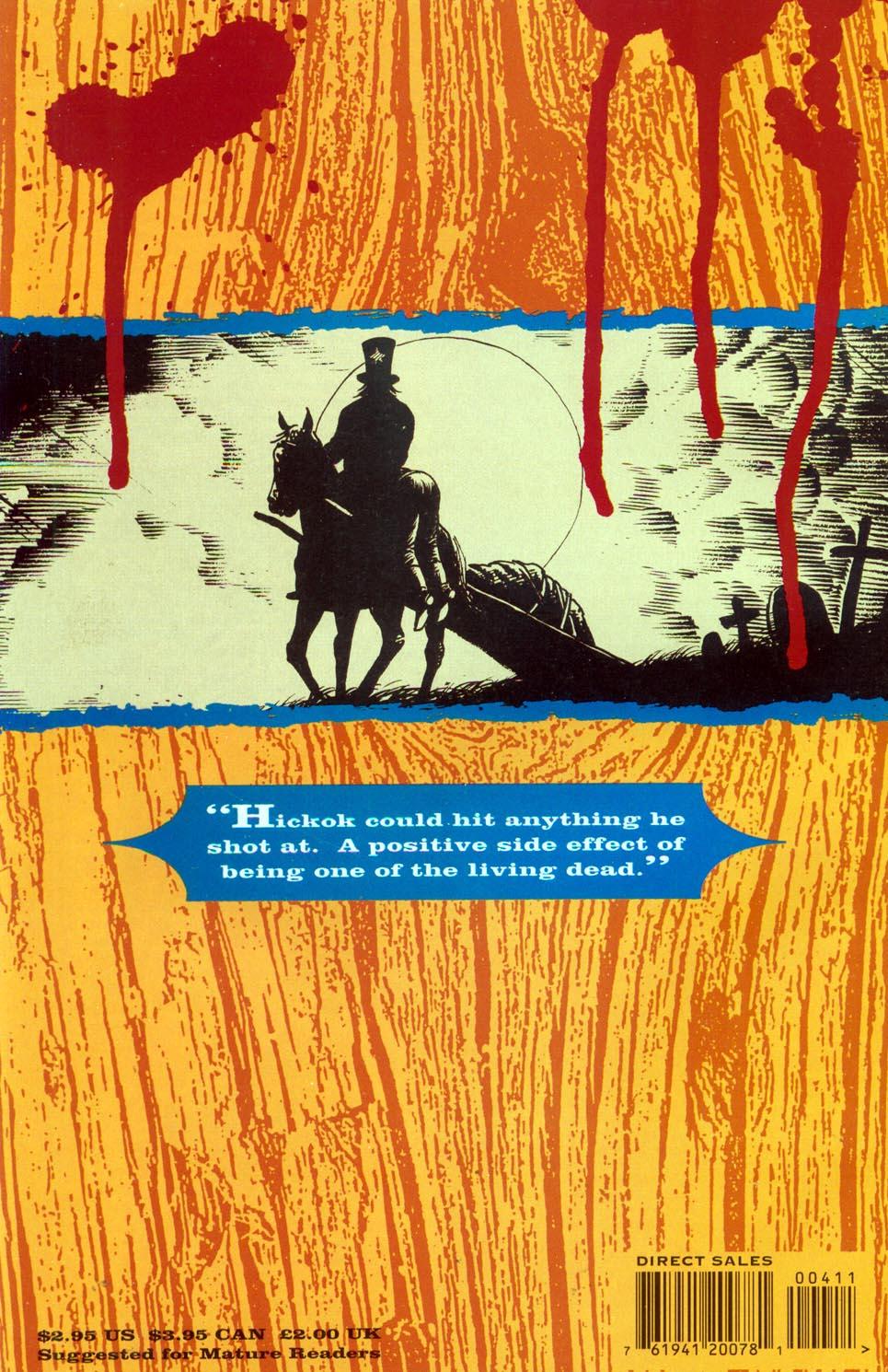 Jonah Hex: Two-Gun Mojo Issue #4 #4 - English 36
