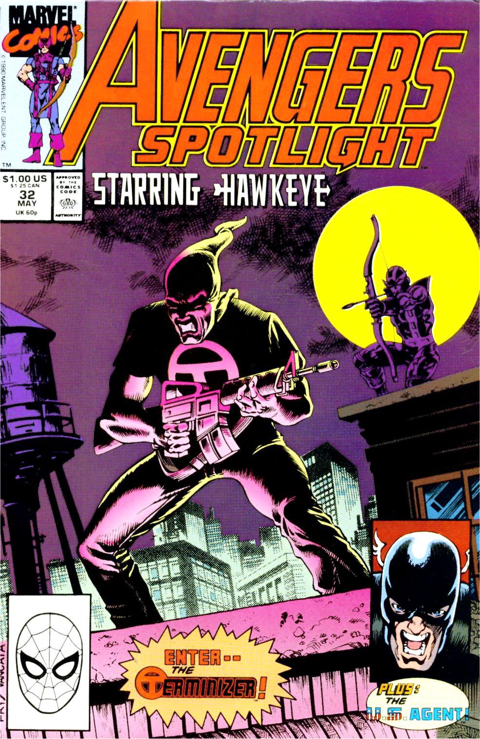 Avengers Spotlight 32 Page 1