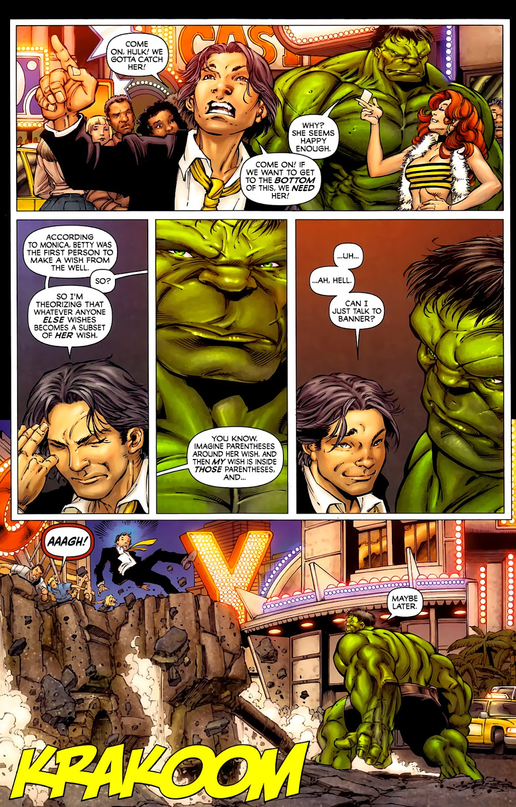 Incredible Hulks (2010) Issue #631 #21 - English 9