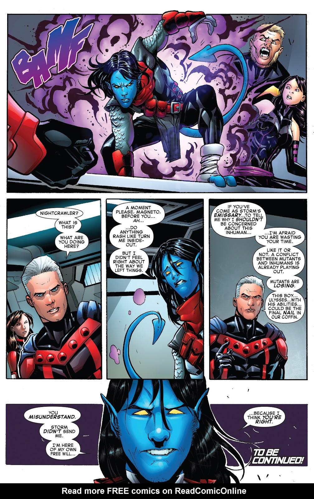 Civil War II: X-Men Issue #1 #1 - English 26