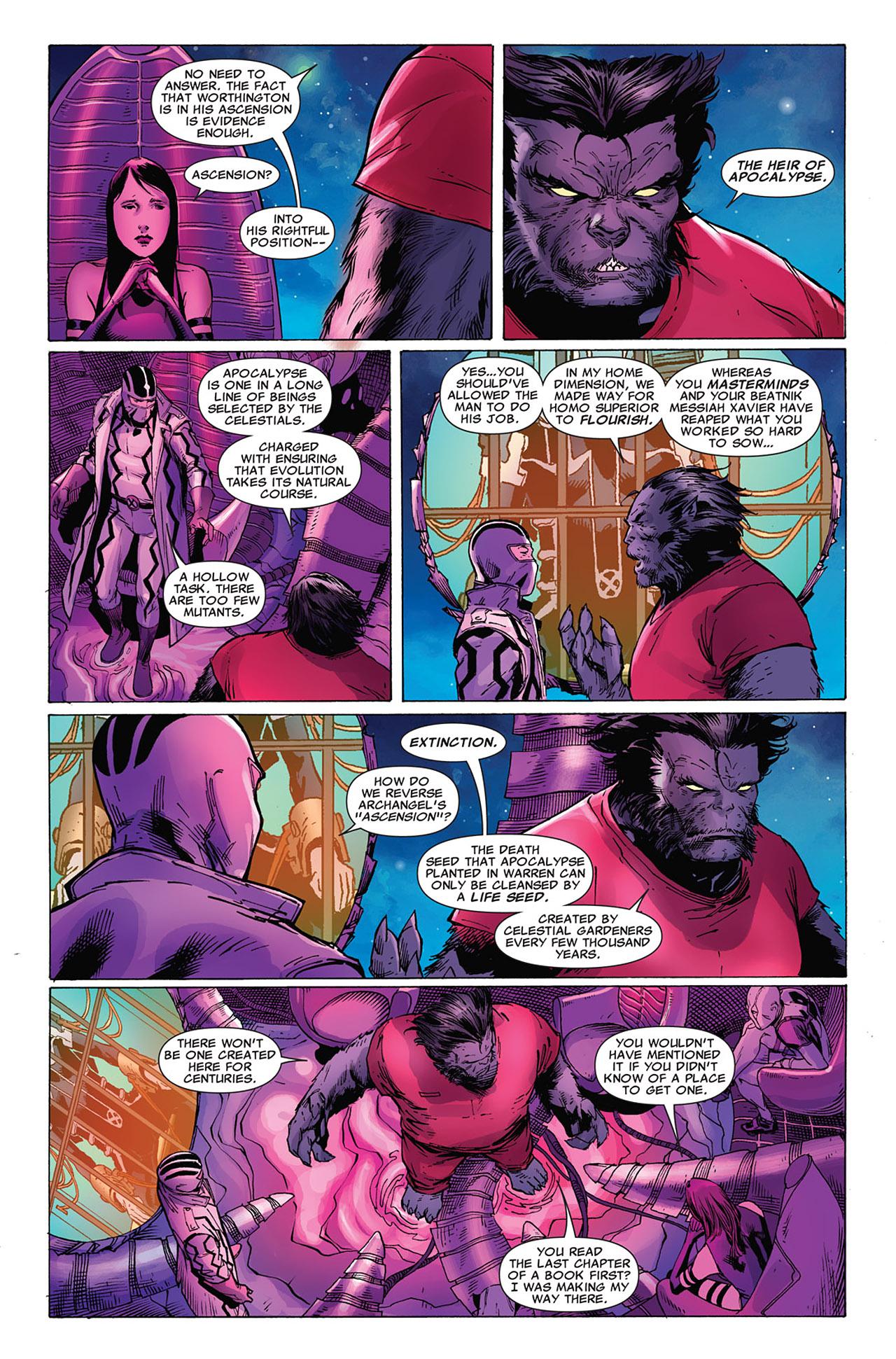 Uncanny X-Force (2010) #10 #27 - English 23