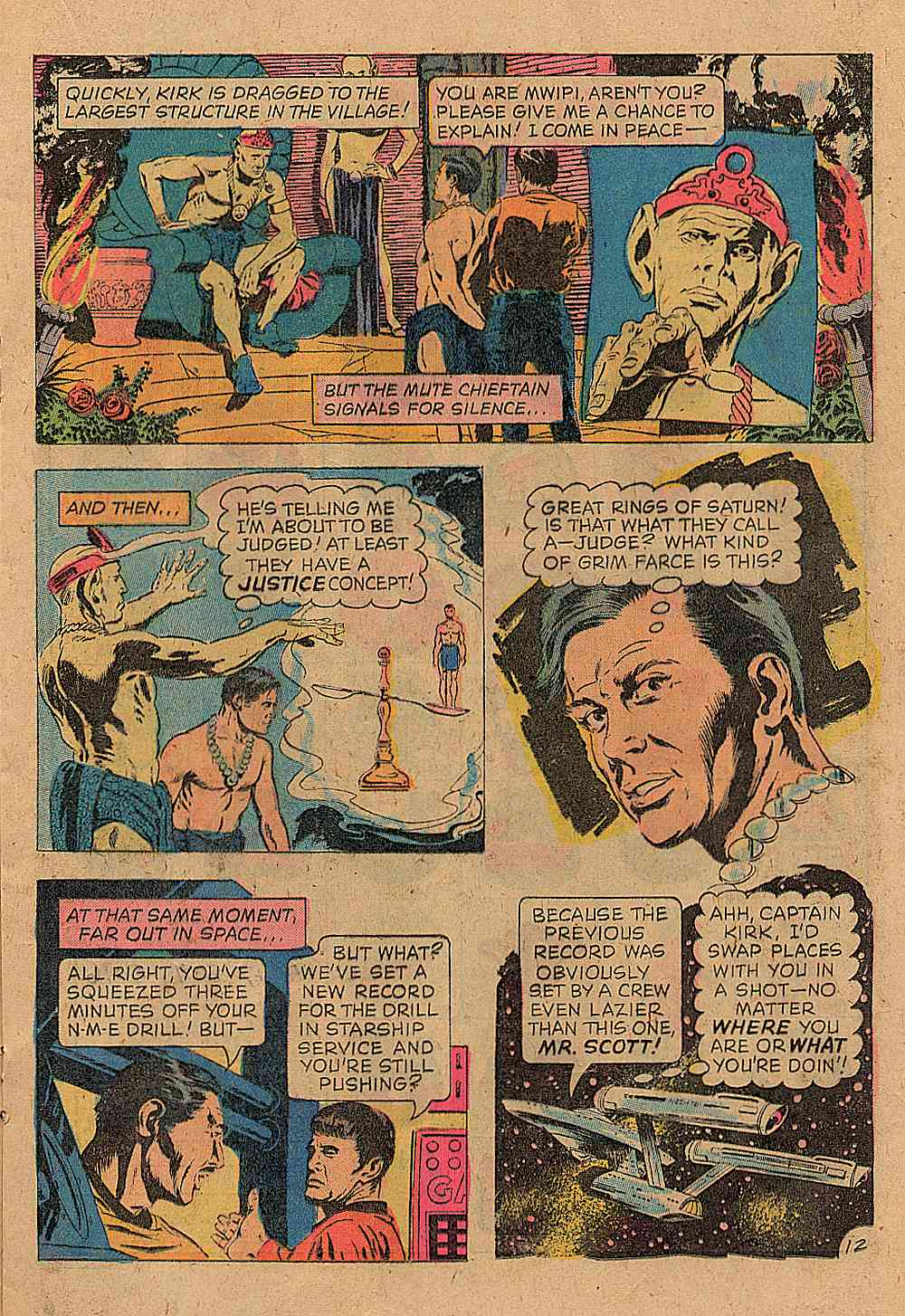 Star Trek (1967) Issue #38 #38 - English 13