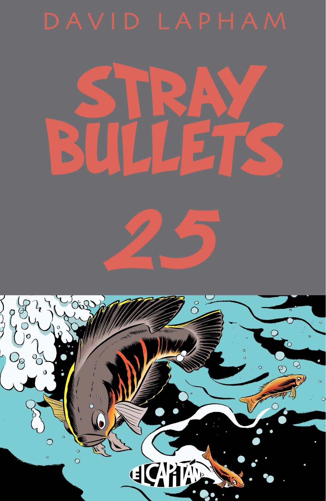 Stray Bullets Issue #25 #25 - English 1