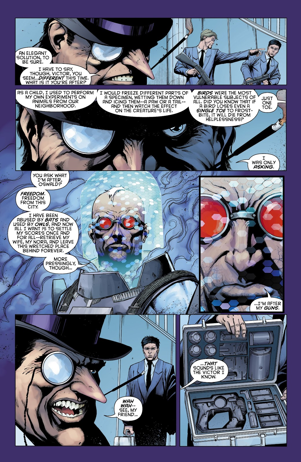 Batman (2011) Annual 1 #11 - English 15