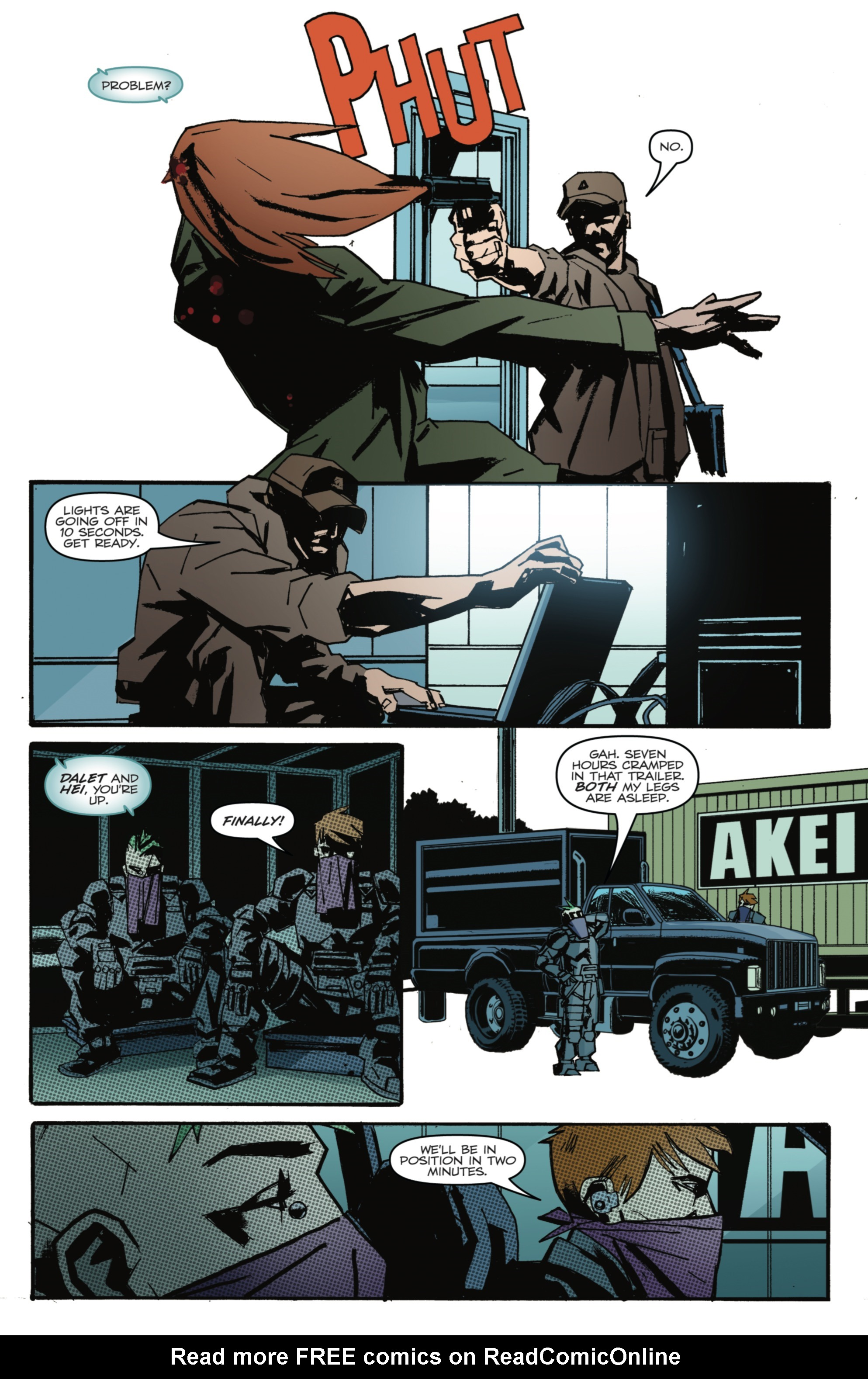 Read online G.I. Joe: The Cobra Files comic -  Issue # TPB 1 - 40