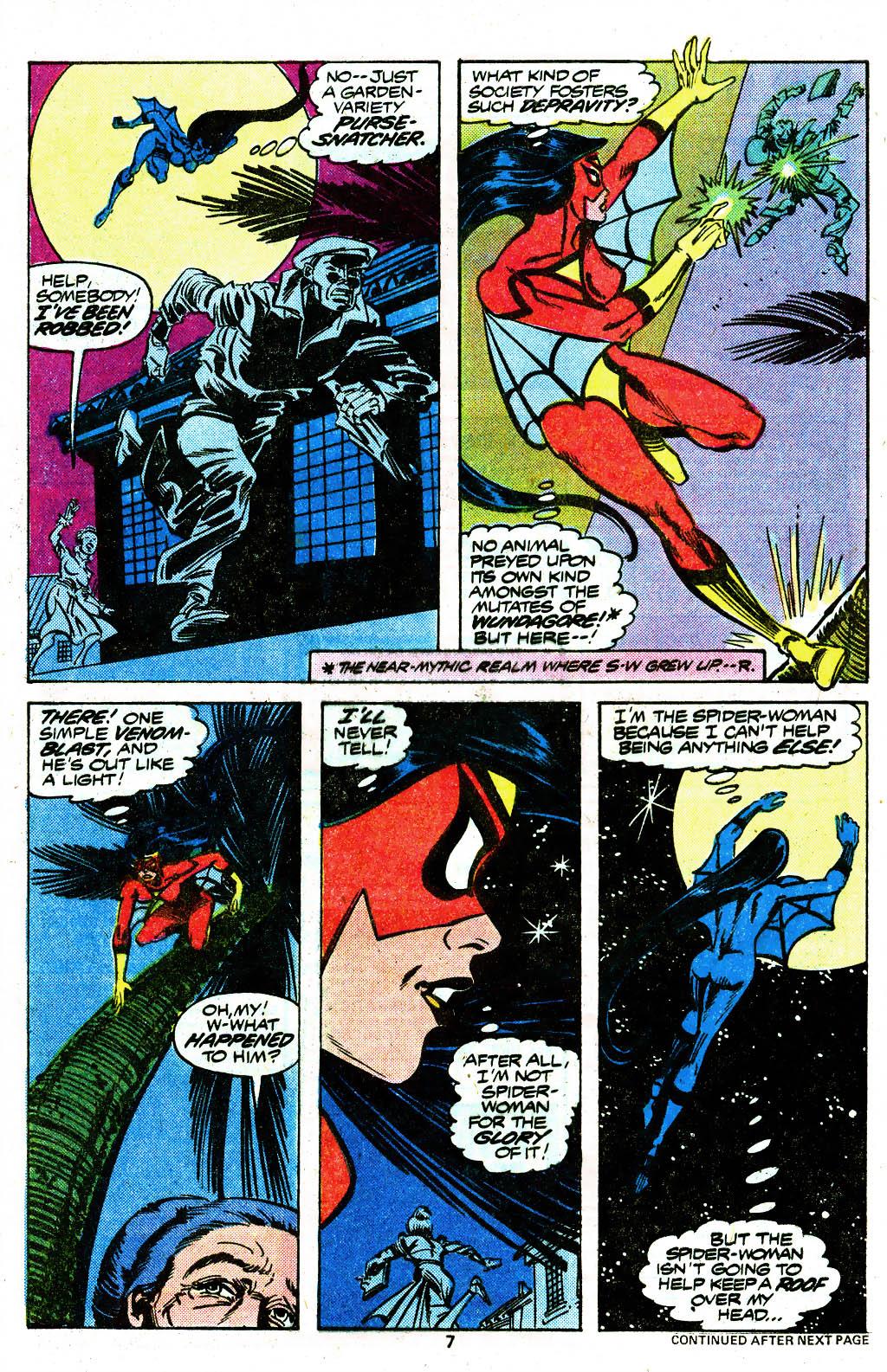 Spider-Woman (1978) #13 #38 - English 6