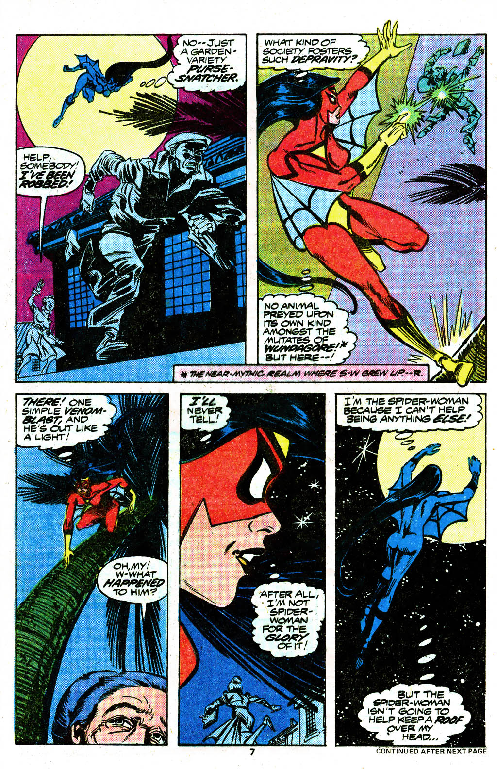 Spider-Woman (1978) Issue #13 #13 - English 6