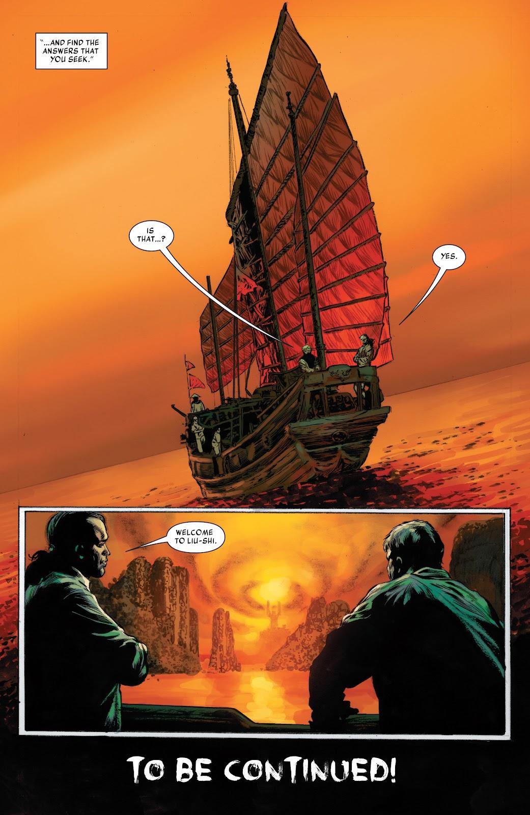 Iron Fist (2017) Issue #1 #1 - English 22