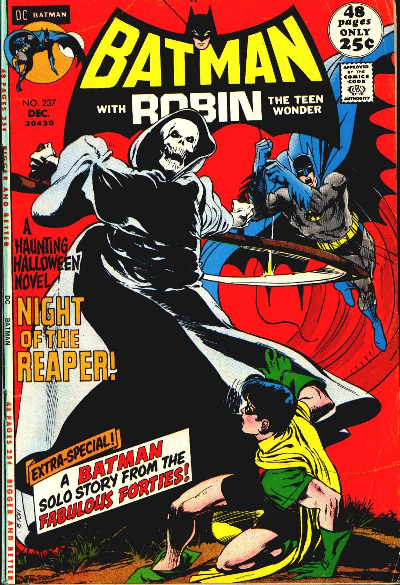 Batman (1940) 237 Page 1