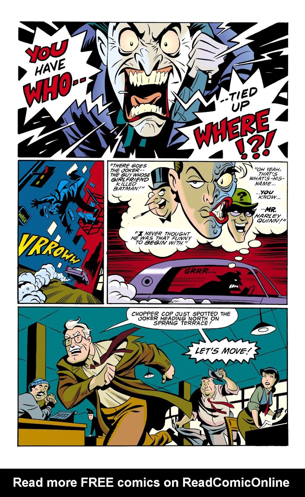 The Batman Adventures: Mad Love Full #1 - English 49