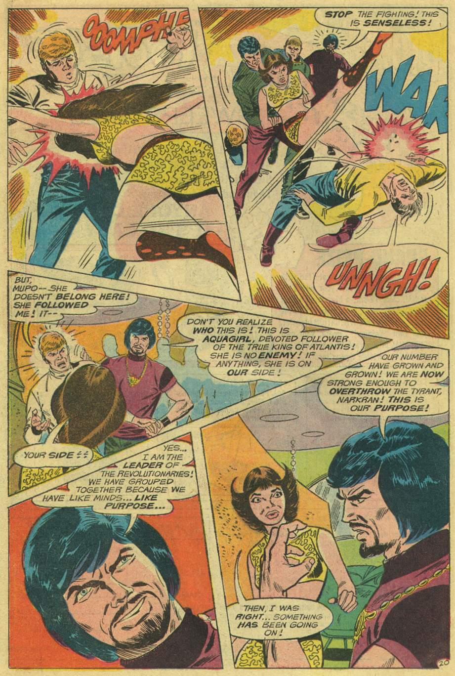 Aquaman (1962) Issue #46 #46 - English 26