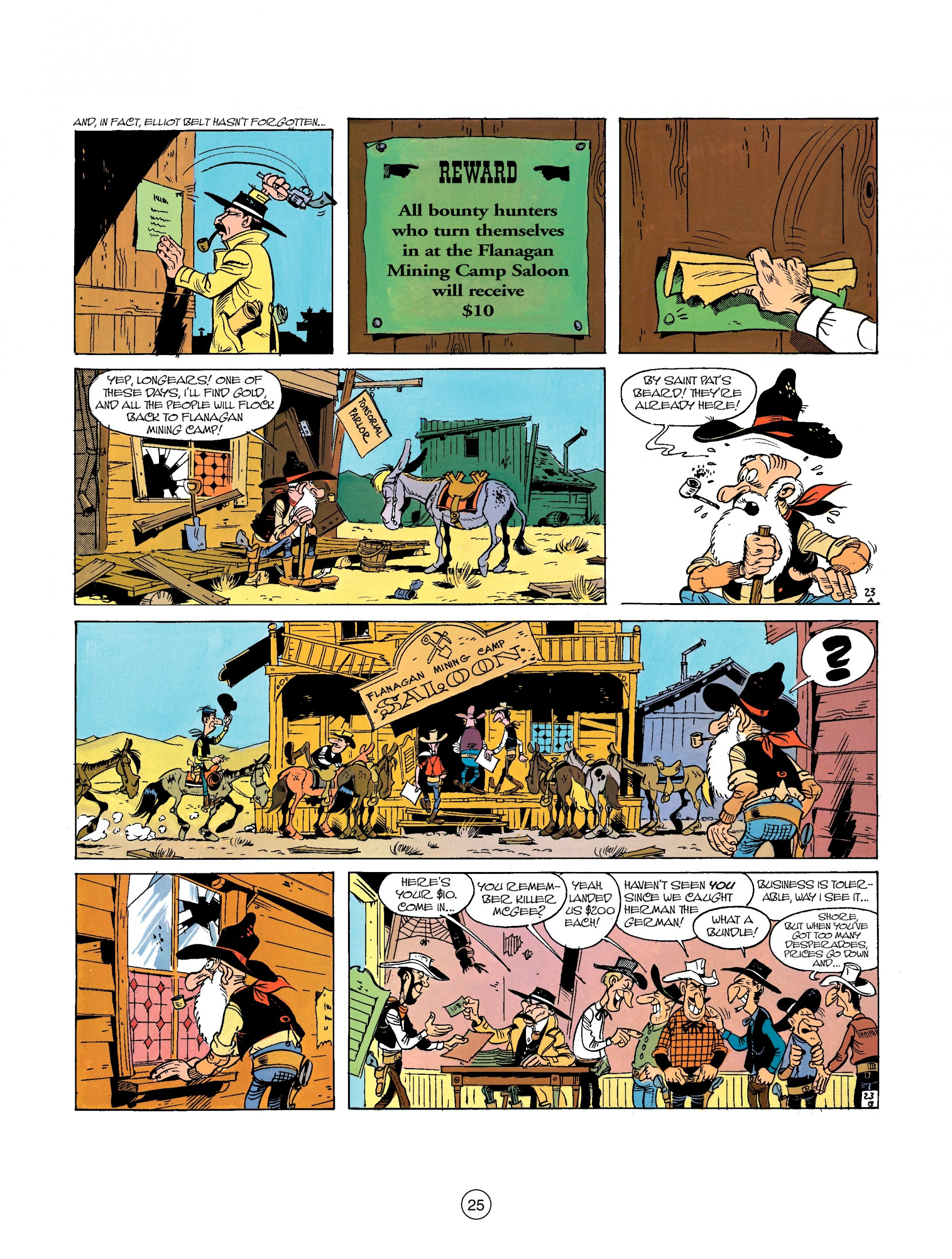 A Lucky Luke Adventure 26 Page 24
