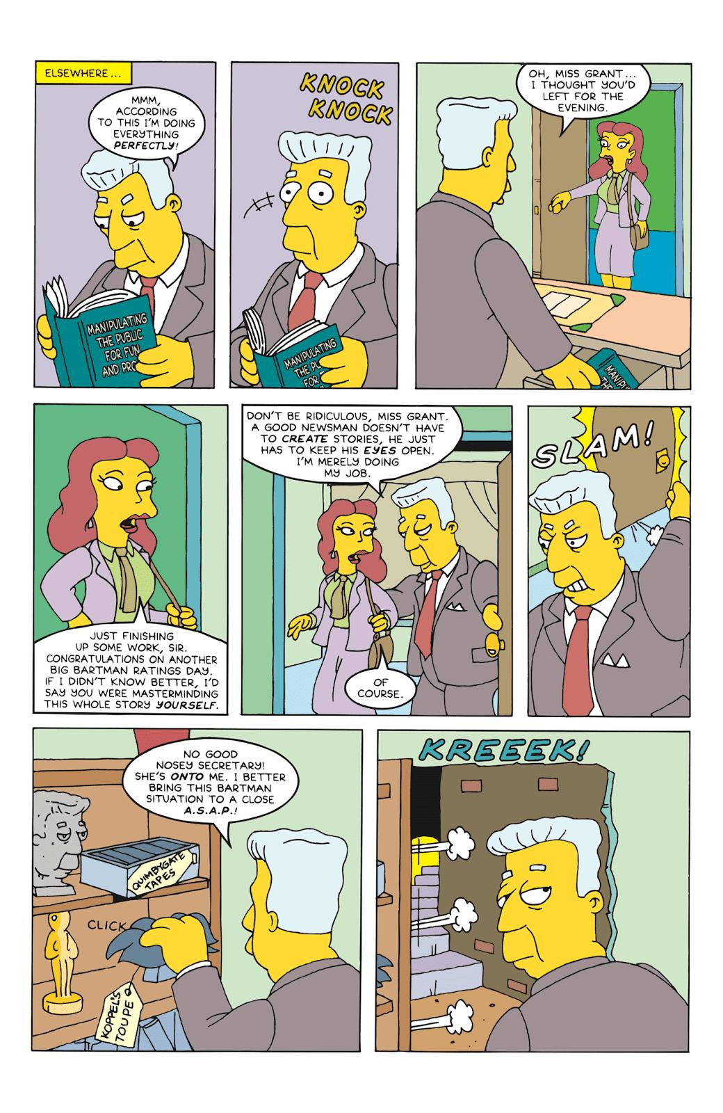Read online Bartman comic -  Issue #5 - 11