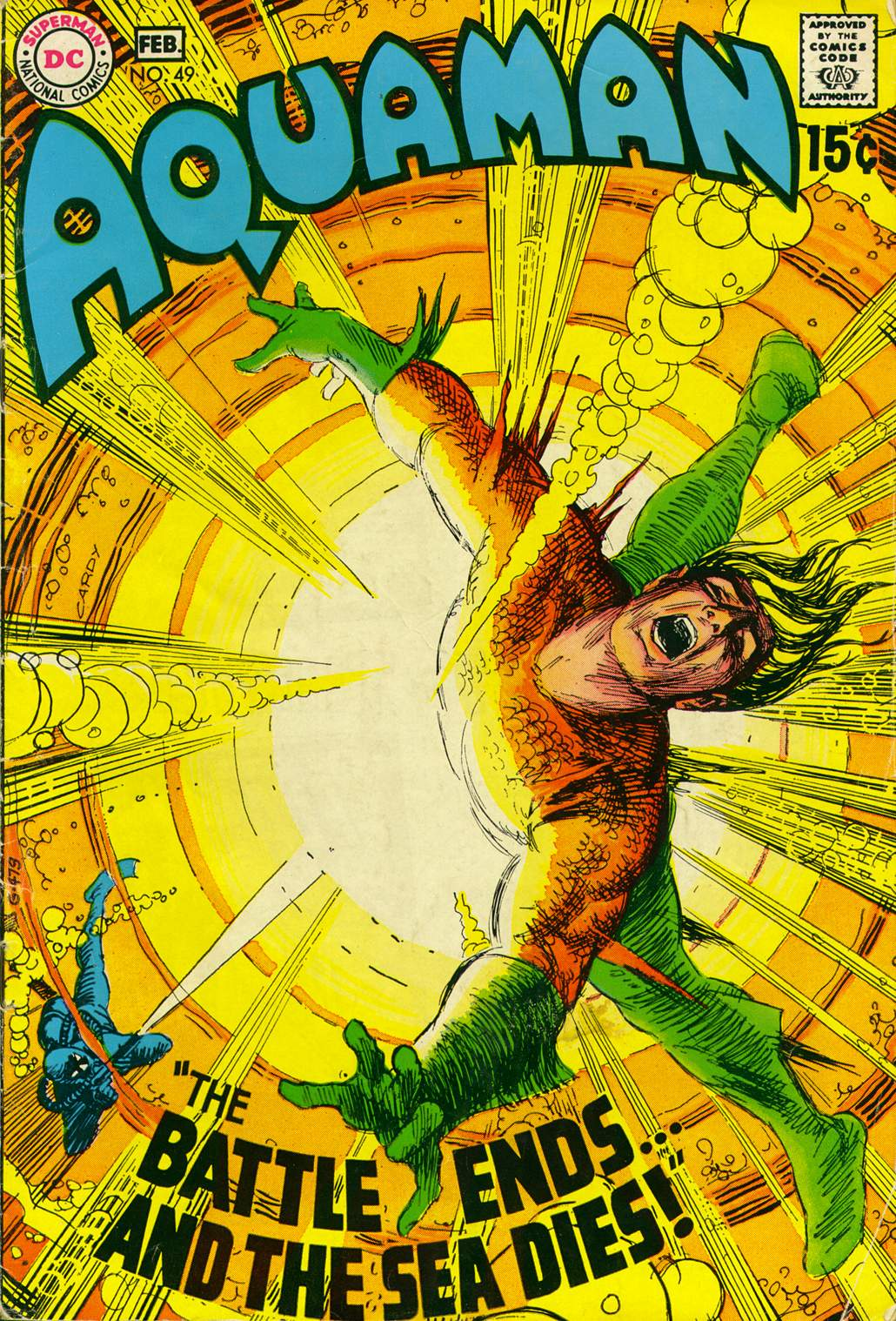 Aquaman (1962) Issue #49 #49 - English 1