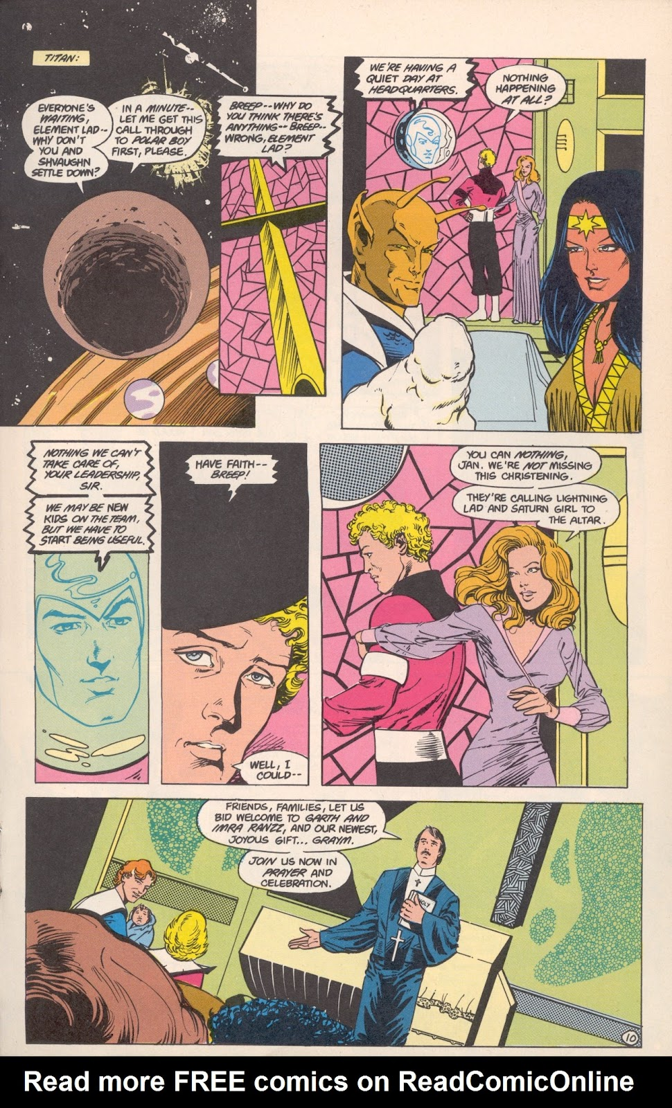 Tales of the Legion Issue #341 #28 - English 11