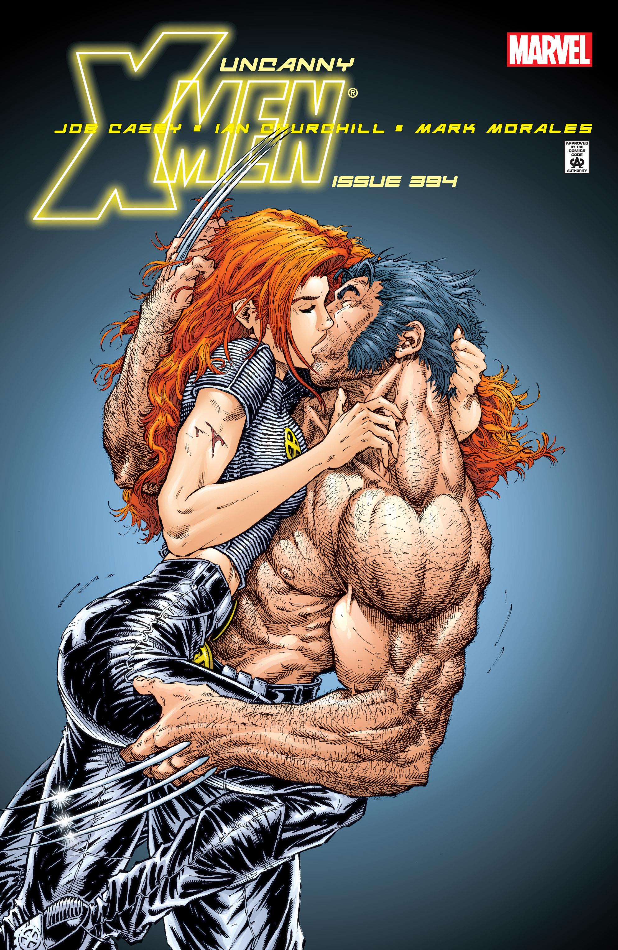 Uncanny X-Men (1963) 394 Page 1